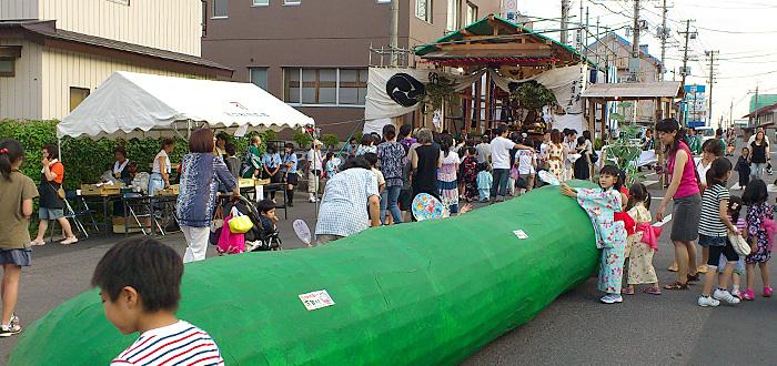 きゅうり天王祭